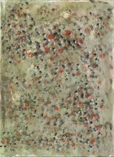 Mark Tobey davidcharlesfoxexpressionism.com #abstractart #abstractexpressionism #art #abstract #expressionism #marktobey