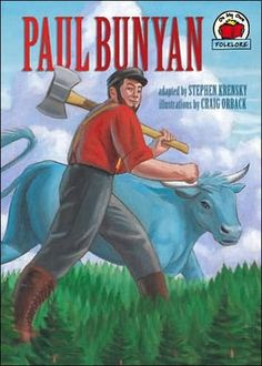 Reader's Theater: Tall Tale of Paul Bunyan (differentiate | tall ...