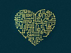 Yes I love technology Ja, ich liebe Technologie von Andrew Colin Beck – Dribbble Technology World, Futuristic Technology, Technology Design, Art And Technology, Computer Technology, Technology Gadgets, Digital Technology, Tech Gadgets, Latest Technology