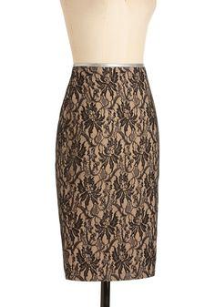 Luncheon Chic Skirt | Mod Retro Vintage Skirts | ModCloth.com