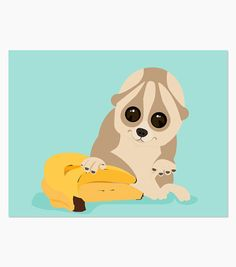 #SlowLoris poster for #baby #room