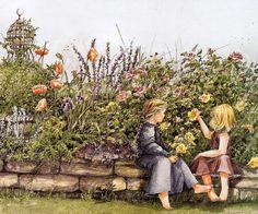 Illustrations de Catherine Simpson