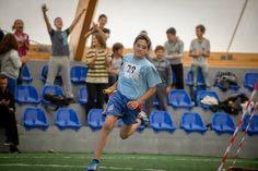 Montenegro: Children in Podgorica, Montenegro take part in the 2013 Race for Survival.