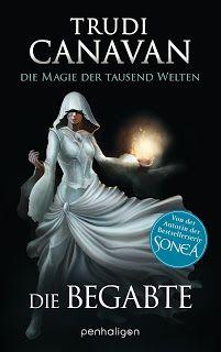 Höhle der Leseratten: Die Magie der tausend Welten: Die Begabte von Trud...