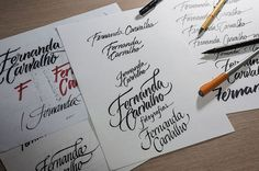 Featured Artist: The Sophisticated Typography Work by Jackson Alves