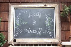 My Sweet Savannah: diy no-smudge chalkboard | @mysweetsavannah