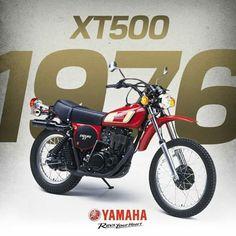 Yamaha XT500 Yamaha Tw200, Yamaha Motorbikes, Yamaha Motorcycles, Enduro Motorcycle, Moto Bike, Mx Bikes, Cool Bikes, Concept Motorcycles, Honda