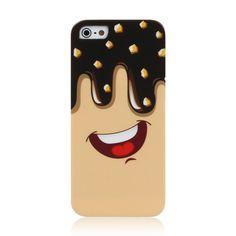Θήκη Ice Cream Case Καφέ OEM (iPhone 5/5s) - myThiki.gr - Θήκες Κινητών-Αξεσουάρ για Smartphones και Tablets - Χρώμα Καφέ