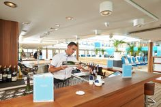 #HAPAG #LLOYD #EUROPA2 Poolbar