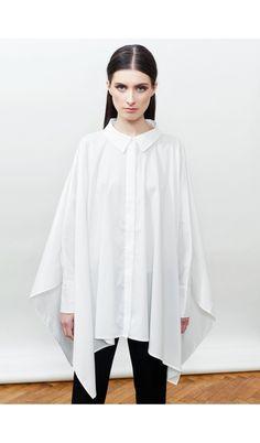 Camasa pelerina Blouse, Long Sleeve, Sleeves, Tops, Dresses, Women, Fashion, Moda, Vestidos