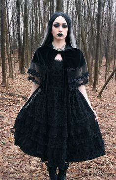 43d38bc49b03 gothic outfit;gothic jacket;velvet dress;dark in love Gothic Coat, Gothic