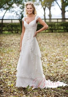 For Long Summer Dresses Country Weddings