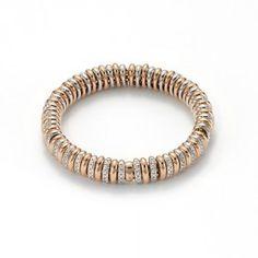 Fope Fope 18ct Rose Gold Flex'It Full Vendome Bracelet - Small Image