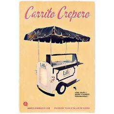 Carreta Carrito Retro Crepaletas Vintage Crepas Cupcakes Fn4 (Creperas) a MXN 120 en PrecioLandia México (7h8acy)