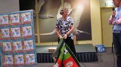 5 oktober 2013 was het zover. De landelijke droomdekenmaakdag. Er zijn 202 droomdekens ingeleverd, die hun weg naar vinden naar kinderen die een veilig plekje kunnen gebruiken. #quilt #quilting www.droomdekentjes.nl