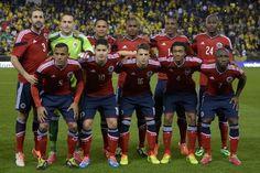 La Fifa dio a conocer la numeración que tendrá la Selección Colombia en el Mundial Brasil 2014, que inicia el próximo 12 de junio. La gran novedad es que el número 9 lo utilizará Teófilo Gutiérrez, mientras que Juan Guillermo Cuadrado, que utilizó el 4 en las eliminatorias será el 11.
