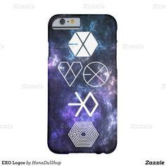 EXO Logos Barely There iPhone 6 Case