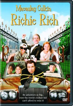 Richie Rich (1994) - Universal Studios - Harvey Comics Entertainment - Raymond C. Reed, as President of AKAUSA Holdings, Ltd., acquired Harvey Comics Entertainment (1989) and took it public (1993) - and now has formed Global Media Village (2013) dedicated to Film, Television and Digital Media -- Development, Production and Distribution - @GMediaV - http://about.me/GlobalMediaVillage