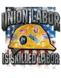Union Labor is Skilled Labor Woodworking Supplies, Woodworking Projects, Right To Work Law, Union Carpenter, Operating Engineers, Pipe Fitter, Labor Union, American Freedom, Union Made