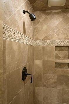 1000 Ideas About Bathroom Tile Designs On Pinterest Small Bathroom Designs Small Bathrooms