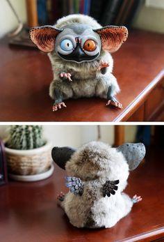 Haski sowl by Santani.deviantart.com on @deviantART. She does fabulous work!