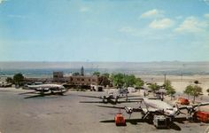 old sunport abq - Google Search