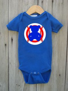 075468308 12 Best Chicago Cubs Baby Clothes images | Babies clothes, Baby ...