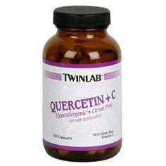 Quercetin for allergies