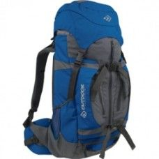 Quechua Easyfit Women S Mountain Trekking 50l Backpack
