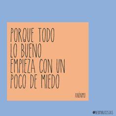 Frases español vida midi comienzo