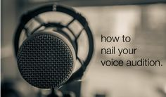 16 Voice Audition Tips that'll help you impress. For Ruthie. Musical Theatre Auditions, Voice Auditions, Singing Lessons, Singing Tips, Singing Career, Music Sing, Voice Acting, Acting Tips, Music Theater