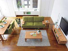FLYMEe vert BOSCO 2P Living Sofa / フライミーヴェール ボスコ 2人掛け リビングソファー n3451_2