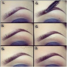 22 best eyebrows images on pinterest perfect eyebrows beauty