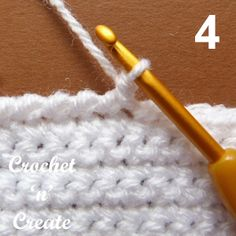 Crochet crab stitch pictorial - I am sure many of you will have noticed that one of my favorite stitches for edging in my designs is . Afghan Crochet, Crochet Lace, Crochet Stitches, Free Crochet, Crab Stitch, Easy Stitch, Knitting Patterns Free, Crochet Patterns, Tutorial Crochet