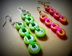 Interwoven loops by MaD    like us on www.facebook.com/MaDquilling