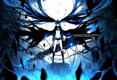 Tags: Anime, Black★Rock Shooter, deviantART, Black★Rock Shooter (Character), Myhilary