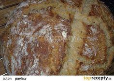 Domácí chléb (výborný) recept - TopRecepty.cz Banana Bread, Desserts, Food, Breads, Tailgate Desserts, Deserts, Essen, Postres, Meals