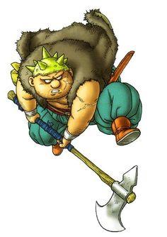 Yangus by Akira Toriyama Dragon Quest 8, Pokemon, Dragon Warrior, Cartoon Games, Video Game Characters, Monster Art, Little Monsters, Video Game Art, Akira