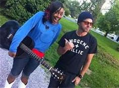 Jamie Grace and Toby Mac! These two will be playing in Canada on June 21, 2014 for Wonder Jam at Wonderland! Get your tickets at http://www.wonderjamfestival.com/