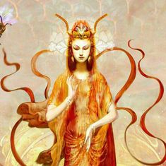 Kwan Yin ...the Goddess of Mercy