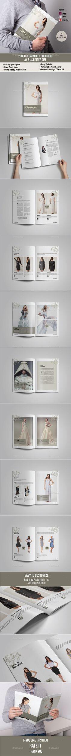 Brand Manual Template InDesign INDD #design Download   - it manual templates to download