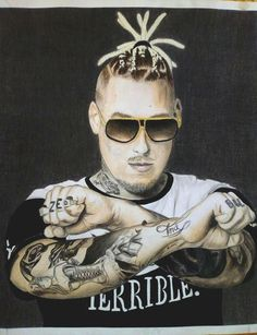 Rapper, Drawings, Movies, Movie Posters, Art, Art Background, Films, Film Poster, Kunst