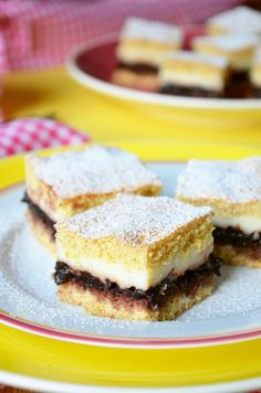 Hungarian Cake, Hungarian Recipes, Cake Recipes, French Toast, Sandwiches, Cheesecake, Deserts, Food And Drink, Cooking Recipes