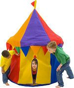 Kids Playhouses - Log Cabin Playhouse, Super Star Theater, Mushroom House - Blueberry Forest