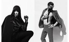 Fashion Tape, Fashion Models, Mens Fashion, Vman Magazine, Sebastian Faena, Joan Smalls, Sartorialist, Video Photography, Editorial Fashion