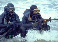 Navy Seals.