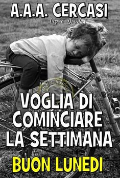 Immagini Lunedì Buongiorno per Facebook e Whatsapp - StatisticaFacile.it Short Messages, Pinterest Images, Good Morning Good Night, Genre, Cheer Up, Good Mood, Tell Me, Funny Photos, Vignettes