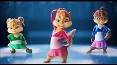 The Chipettes - Single Ladies [Put A Ring On It] - YouTube