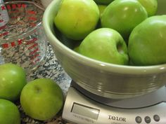 Two Preserving Projects: Apple Pectin and Rhubarb Rosemary Preserves