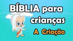 Animação da Biblia para Crianças - A Criação